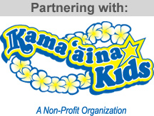 Partners with Kamaaina Kids